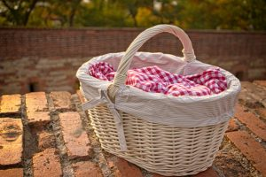 Sunday funday is not complete without a great picnic basket