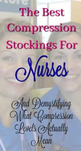 The best compression stockings for nurses