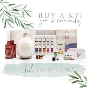 Welcome to your essential oil starter guide challenge! Young Living essential oil starter kit.