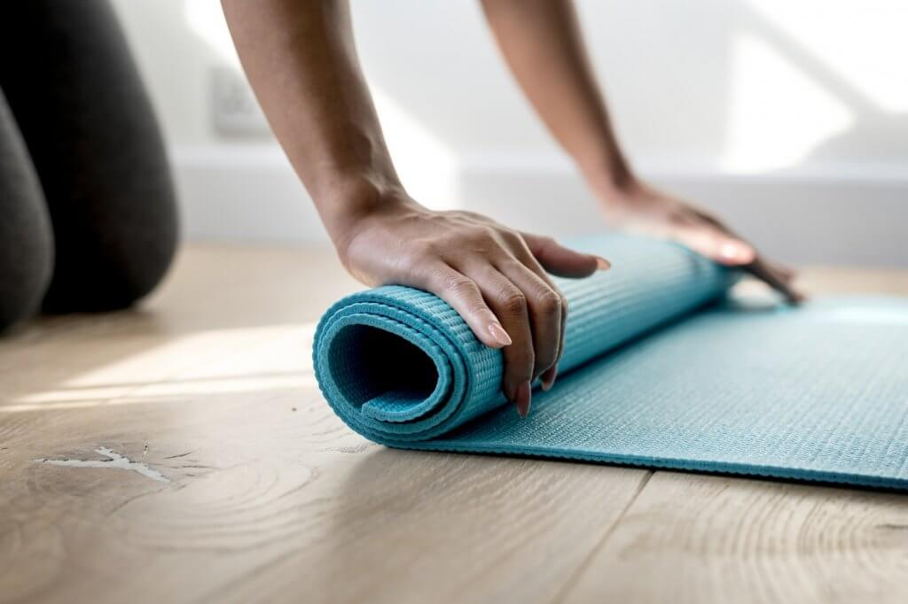 Nurses need to practice yoga for self care