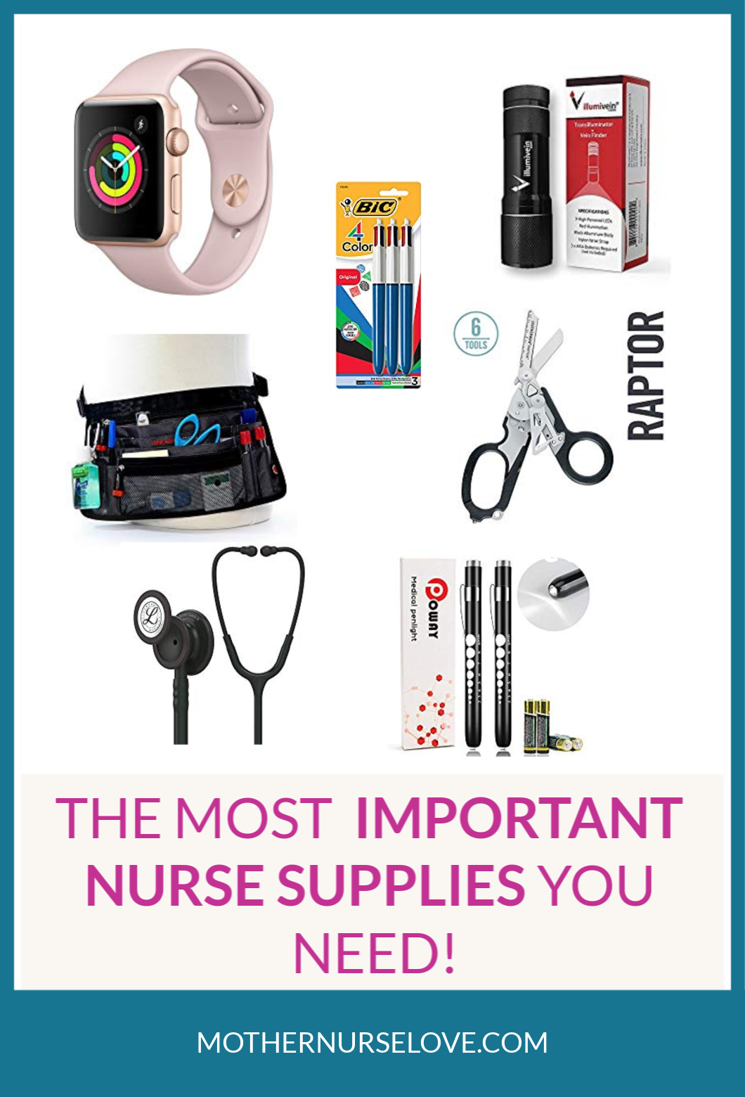 The Most Important Nurse Supplies And Tools You Need