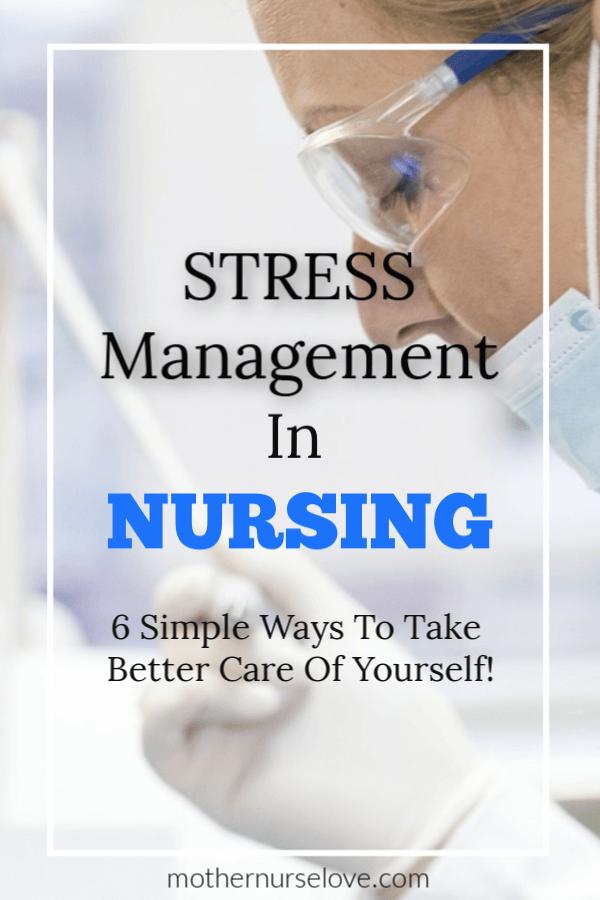 Stress Management For Nurses