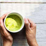 Nurses should drink matcha green tea instead of coffee
