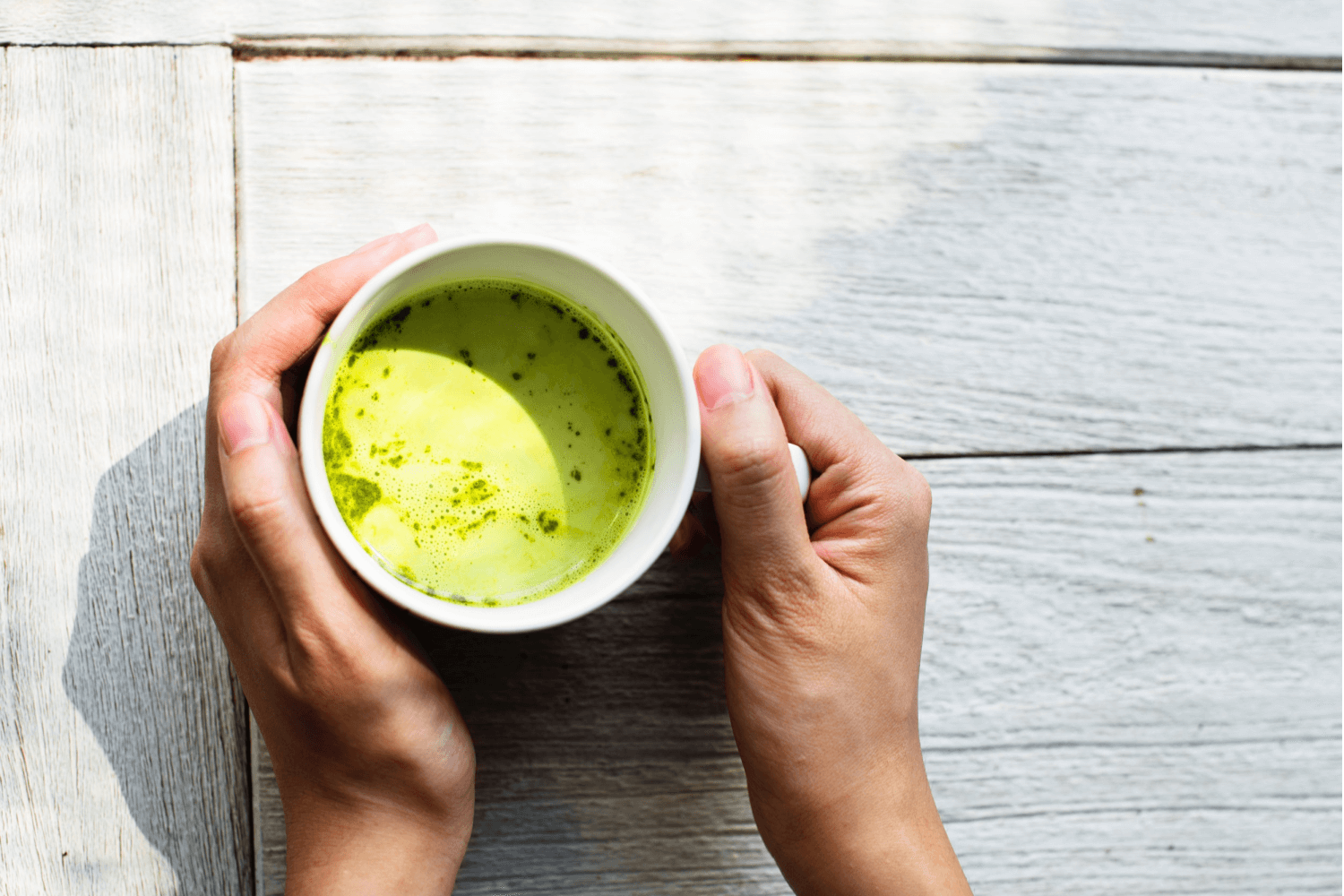 4 Reasons Why Nurses Should Drink Matcha Green Tea