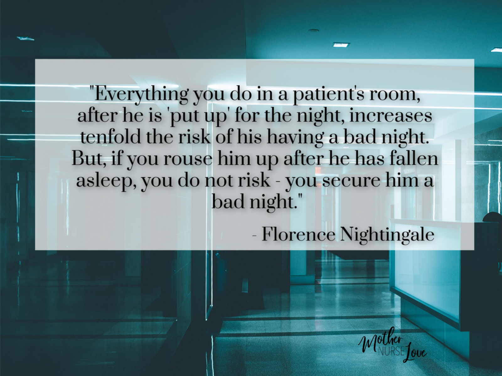 Famous quotes by Florence Nightingale
