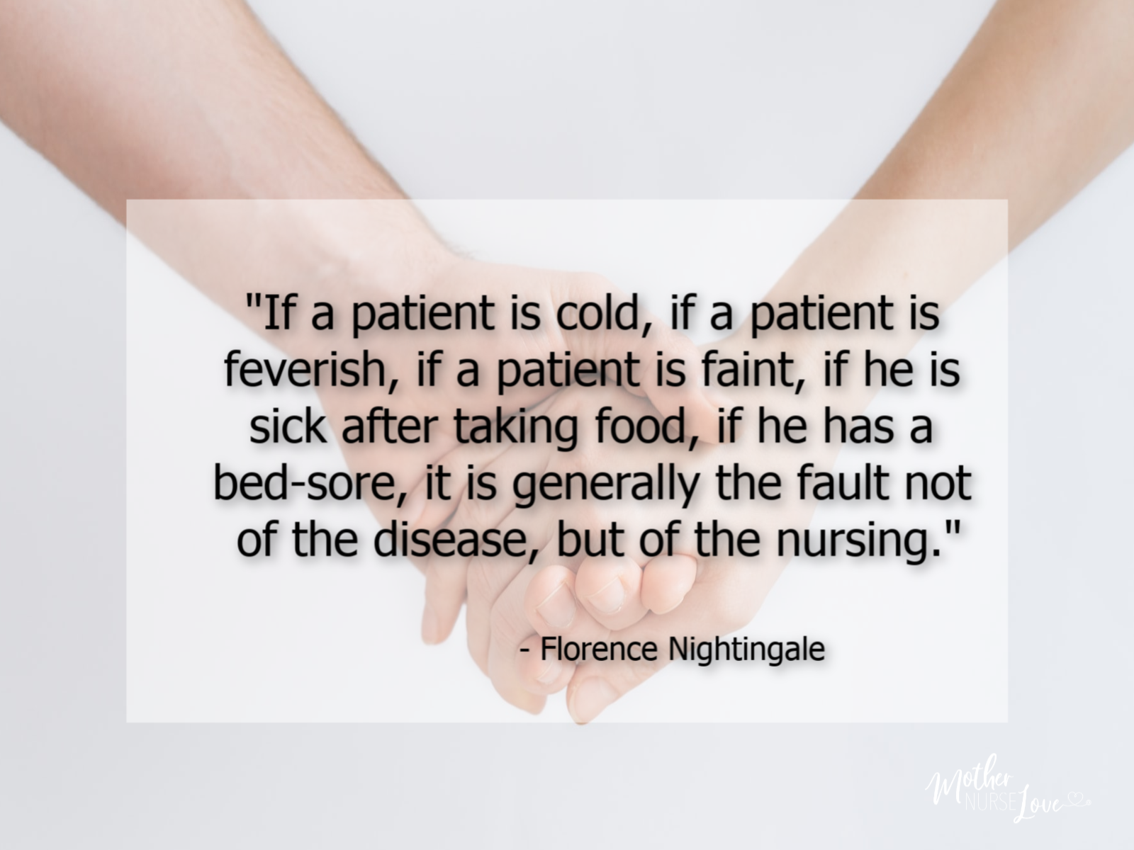 Famous Nurse Quotes Florence Nightingale