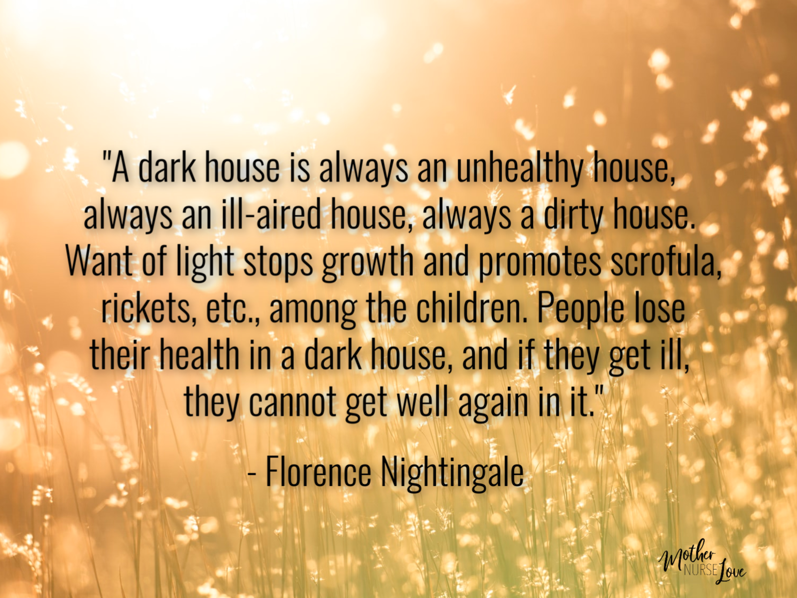 Famous nursing quotes- Florence Nightingale