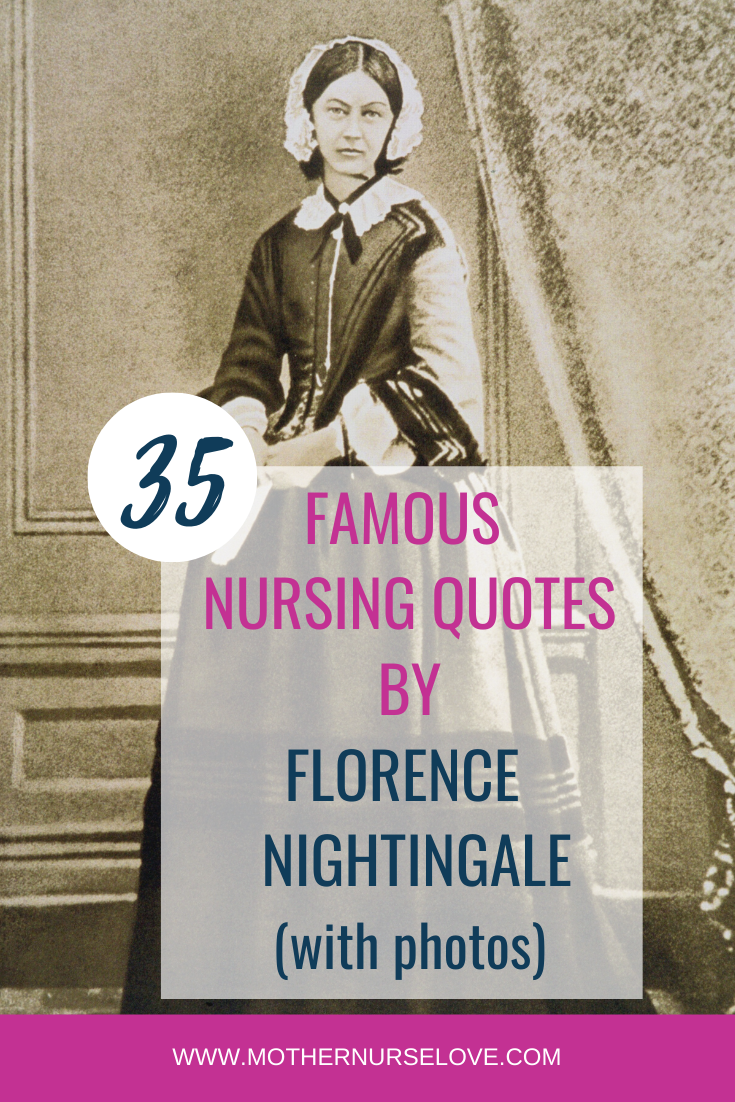 Photo of nurse Florence Nigthingale