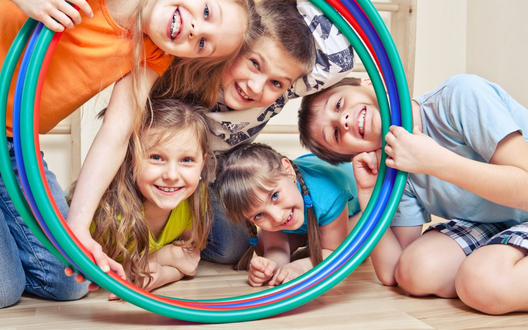 Simple Ways to Keep Kids Active During Self-Isolation