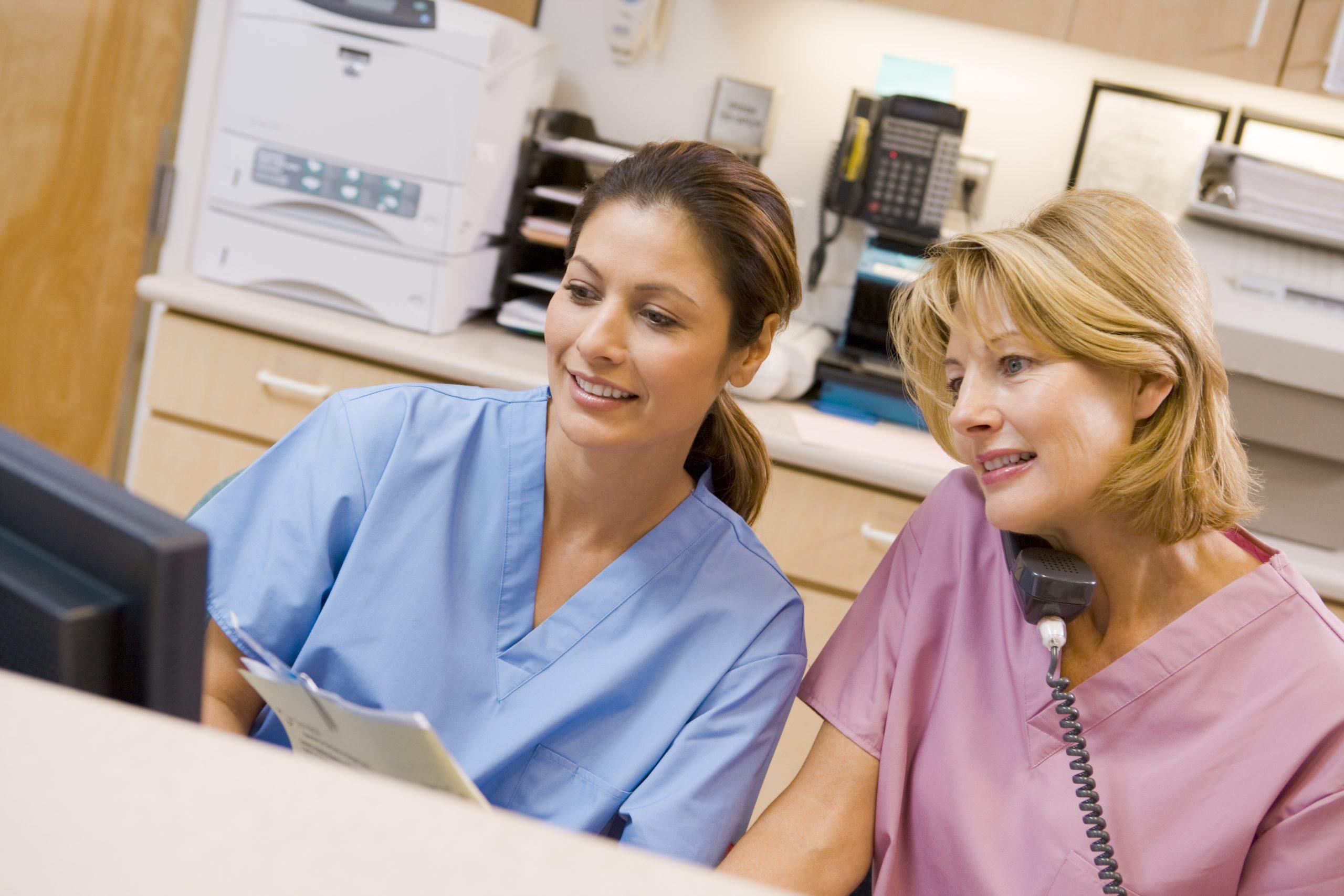 Best jobs for nurses - advice nurse