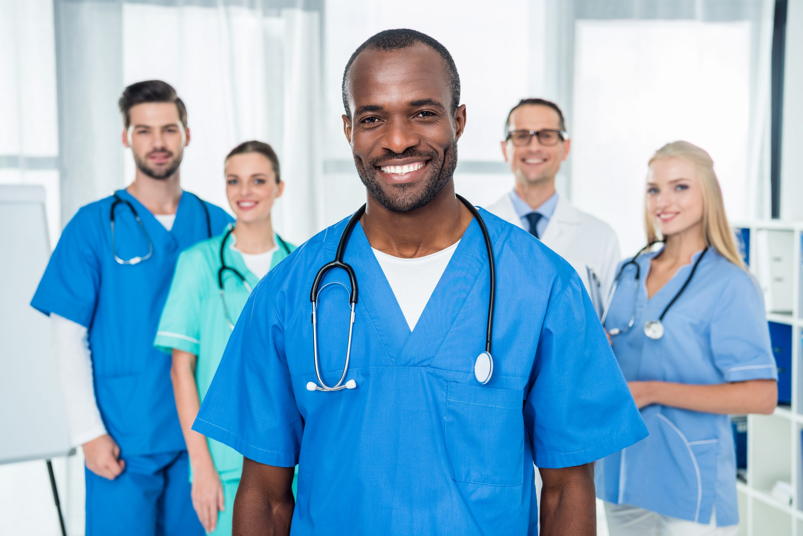 the diversity of healthcare professionals: nurses of many different cultures