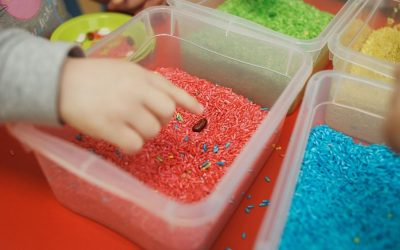 The Benefits of Sensory Play for Child Development