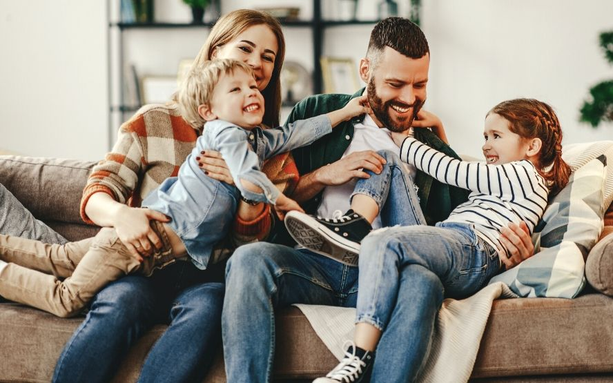 3 Tips for Raising a Healthy Family
