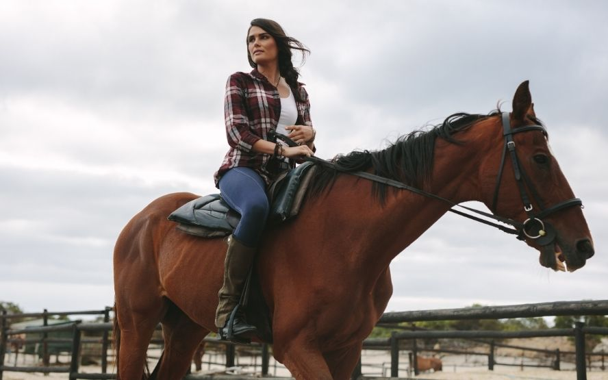 Therapeutic Benefits of Horseback Riding