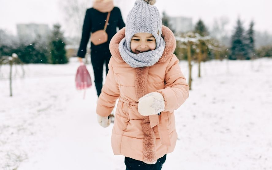 How To Keep Your Children Safe During Winter