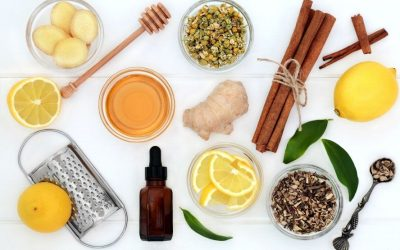 Herbs and Spices That Fight the Flu