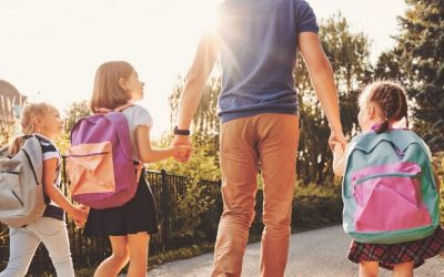 How To Keep Kids Safe on the Walk To School